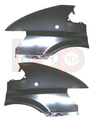 Ford Transit Mk6 2000-2006 Front Wings With Hole Pair Left + Right New Primed
