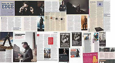 RICHARD HAWLEY : CUTTINGS COLLECTION -interviews etc-