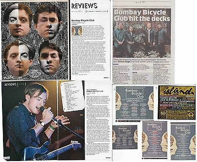 Bombay Bicycle Club : Cuttings Collection