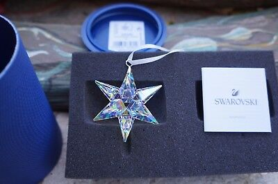 Swarovski 5283480 STAR ORNAMENT, CRYSTAL AB NIB AUTHENTIC