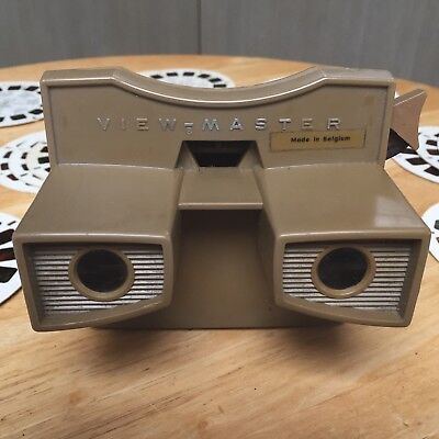 Viewmaster And Reels