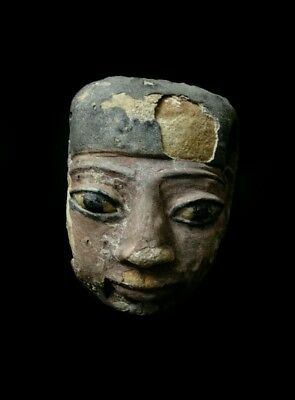 Ancient Egyptian head