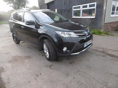 ^2014 Toyota Rav 4 Mk4 2.2 Diesel Awd Os Front Right Complete Suspension Leg