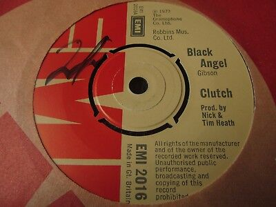 Clutch- Black Angel/ The Frighteners KILLER GLAM