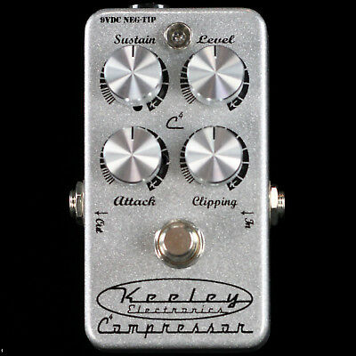 KEELEY C4 COMPRESSOR SUSTAIN ( introvabile)