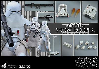 Hot Toys Battlefront VGM24 Snowtrooper Deluxe Star Wars OVP (in Stock)