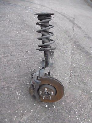 ^ 2009 Ford S-Max 2.2 Near Side Left Complete Suspension Leg 6G9118K001Abj
