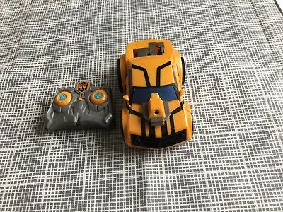 Transformers Bumblebee 2 In 1 RC Toy