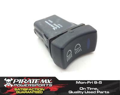 RZR 900 XP Headlight Switch from 2013 Polaris EPS #46