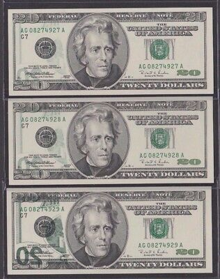 ERROR $20 back to front offset 3 sequential light to dark all Appear Gem