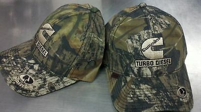 "NEW Dodge Cummins Turbo ""C""  Mossy Oak Camo Hat"