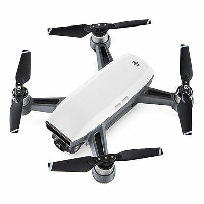 DJI Spark Mini Quadcopter Fly More Combo RC Drone GPS with HD Camera Free Gift