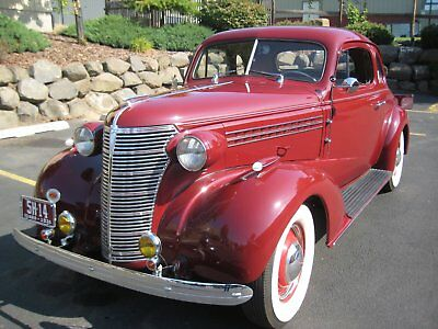 1938 Chevrolet Other Very Nice 1938 Chevrolet Deluxe Coupe