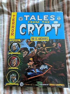 Tales from the Crypt - EC Archives - Volume Five