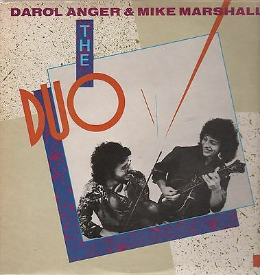 VINYL LP - Darol Anger & Mike Marshall - The Duo (1983) ROUNDER 0168