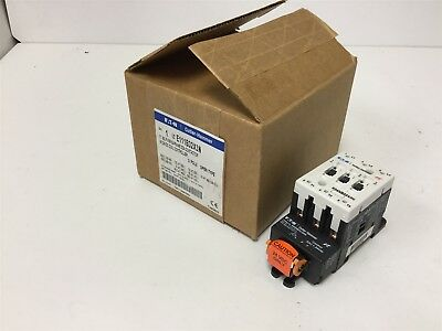 New Eaton E111B32X3N Contactor, 3-Pole, Coil Voltage: 24VDC, Rating: 32A 600VAC