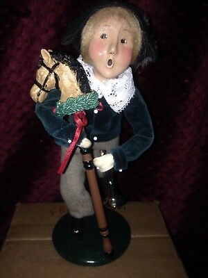 1995 Fritz Second Edition The Nutcracker Series Byers Choice **please Read!!!
