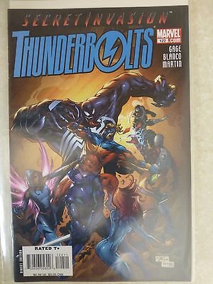 """""""Secret Invasion"""" Thunderbolts Issue 122 """"First Print"""" - 2008"""