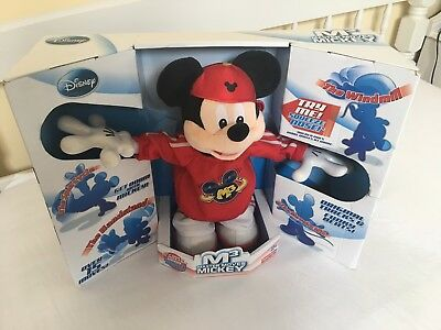 M3 Master Moves Mickey - Boxed