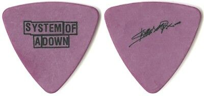 System of a Down Shavo Odadjian 2002 Toxicity tour signature Guitar Pick SOAD