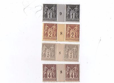 timbres FRANCE.Millesimes.Type SAGE