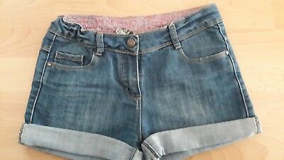 Short Fille taille 11-12 ans Jean TBE