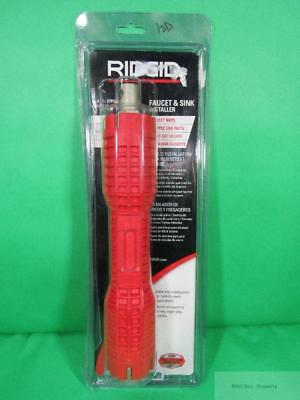 RIDGID 66807 Faucet and Sink Installer Tool Model 2006