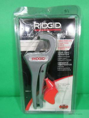 RIDGID PC1375 PVC and Tube Cutter NEW