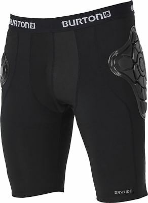 Burton Total Impact Shorts True Black