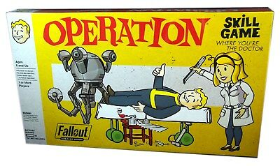 Usaopoly , Operation Fallout Collector's Edition Boxed, New and Sealed