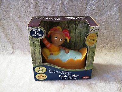 Brand-New In Box - In The Night Garden - Push 'n Play - Upsy Daisy - Great Gift!