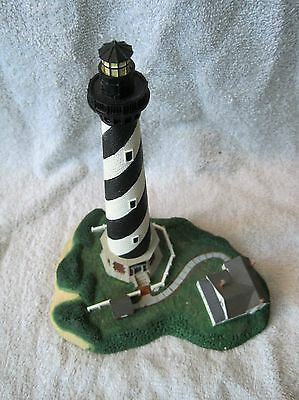 Danbury Mint - Cape Hatteras Light - Lighthouse Replica - Great Gift Item!!