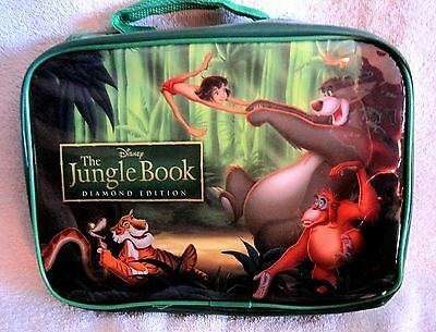 Like-New - The Jungle Book - Diamond Edition - Collector's Lunchbag -Great Gift!