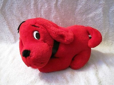 """Super Cute - Small - 12"""" Clifford The Big Red Dog - Plush Toy - Great Gift Item!"""