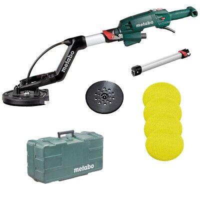 Metabo Long neck grinder LSV 5-225 Comfort 600136000 Length-adjustable + Case