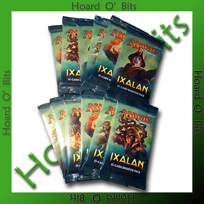 MTG Magic The Gathering Ixalan - 12x Sealed Booster Packs