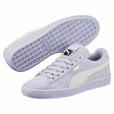 6e551d9ad1f New Puma 355462 57 Suede Classic Icelandic Blue Women s Casual Shoes 6.5 US