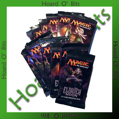 MTG Magic The Gathering Eldritch Moon - 12x Sealed Booster Packs