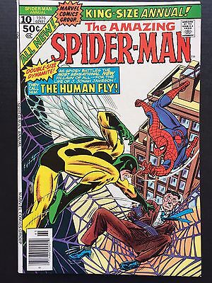 The Amazing Spider-Man KING SIZE ANNUAL #10 VF Dec. 1976
