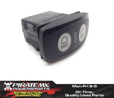 Headlight Switch From 2014 Arctic Cat Wildcat 700 Trail #12