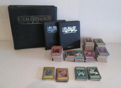 Lot of Konami Yu-Gi-Oh! Trading Game Collection Game w/ Foil & Holographic Cards