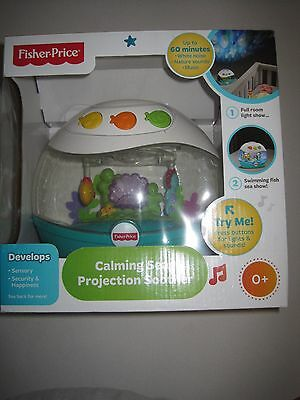 Fisher-Price Calming Seas Projection Soother - Multiple Variations
