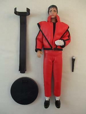 Vintage Michael Jackson Doll THRILLER OUTFIT 1984 LJN Superstar Of The 80s