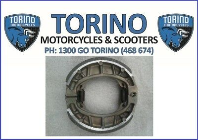 Torino Brake Shoes,Famosa & Galetta - OEM Spare Parts