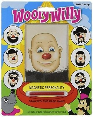 Tobar Wooly Willie Retro Game Kids Fun