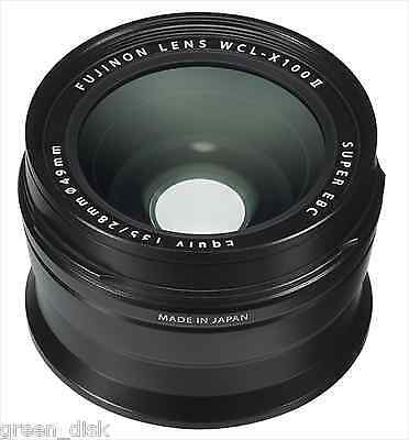 FUJIFILM WCL-X100 II Black Wide Conversion Lens For X100F