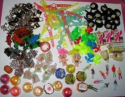 Gumball Vending Assorted Charms Toys