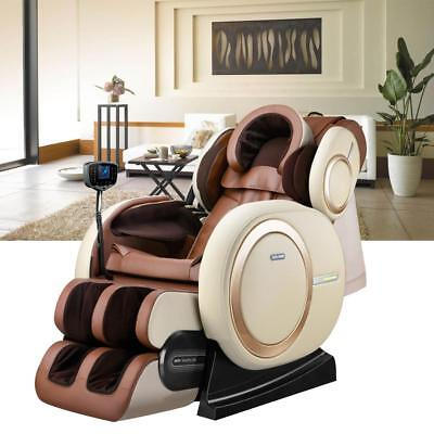 Multi-Function Massage Chair Kneading Finger Pressing Magnetic Therapy Nice New
