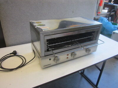"""""""last One"""" Roband Gmx810 Commercial Toaster Griller,  Cafe, Restaurant"""