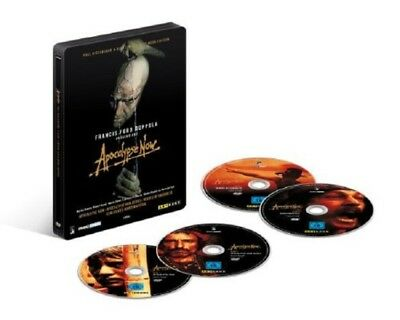 Dvd Limited Steelbook - Apocalypse Now - Full Disclosure - 4 Disc Box